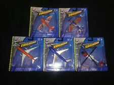 New 2018 Maisto Fresh Metal Tailwinds Lot of 5 Aircraft/Helicopters Sealed