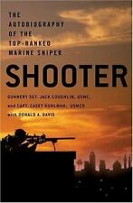 Shooter: The Autobiography of the Top-Ranked Marine Sniper, Jack Coughlin, Casey