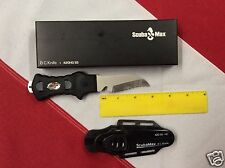 Stainless BCD knife scuba dive equipment KN-200 spearfish diving gear gift black
