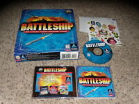 Battleship: The Classic Naval Warfare Game (PC, 1997) Mint with Box