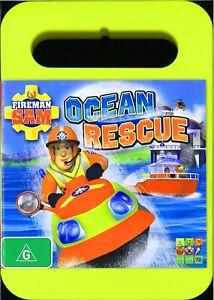 168A NEW SEALED FIREMAN SAM OCEAN RESCUE DVD Region 4