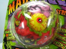 NOC NEW MADBALLS SERIES 1 BASH BRAIN SEALED - Official #1565 BASIC FUN - 2007