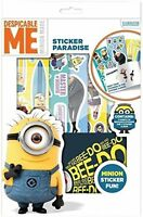 CRAYOLA MODEL Magic MAKE A MINION Air Dry Dough Putty MYO MINIONS Sculpter Kit 3+