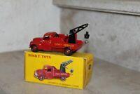 DINKY TOYS FRANCE - 35A - Camionnette dépannage Citroën - En boite