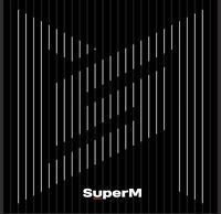 [SUPER M] 1ST ALBUM UNITED VER. KPOP SEALED-CD+PHOTO BK+PHOTO CARD+FOLDED POSTER