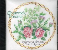 Shamrock Dreams ~ Raymond Creasy and Sue Lukens ~ Celtic ~ Folk ~ CD ~ New
