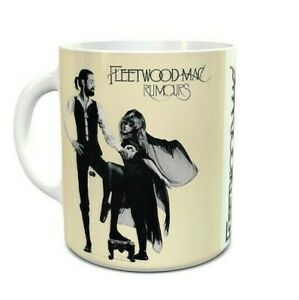 Seventies Music Album - Fleetwood Mac - Rumours - Album Art - Coffee MUG CUP