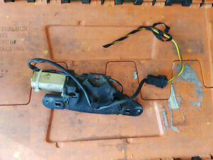 BMW E39 TOURING TRUNK BOOT LID POWER LOCK 8362371 520 523 525 528 530i 530d 540