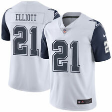 Nike Dallas Cowboys Ezekiel Elliott Xc1 Color Rush Limited Jersey Size XXL  2xl eb639b9c8