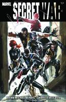 Secret War TPB (2009) Marvel - (W) Bendis (A) Dell'Otto, VF/NM (New)