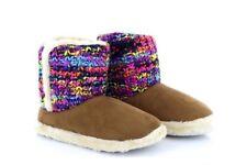 Zedzzz MILLIE Textile Warm Bootee Slippers Boots