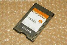 Kingston PCMCIA Multi Card Reader SD, MMC, SM, Memory Stick Kartenleser Laptop