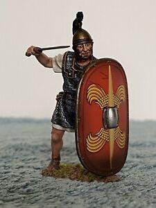 RR-08R - Roman Legionary , Caesar - Ancient Rome - John Jenkins - 60mm