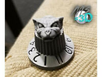 Goes to 11! 2-Pack Gargoyle Guitar Knob, Volume/Control Replacement.