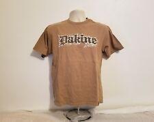 Dakine Adult Medium Brown T-Shirt