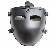 NIJ IIIA Face Mask, Body Armor, UHMWPE, one size fits all,  nij III-A NIJ 3A