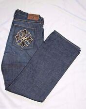 AFFLICTION Men's Jeans Fashion Blue Cotton Pants Size W 38 L 34