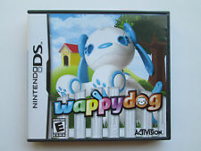 Wappy Dog (Nintendo DS, 2011) Game & Box Only--Tested (NTSC/US/CA)