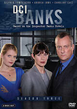 Dci Banks: Season Three - Stephen Tompkinson - Andrea Lowe -Caroline Catz - NEW
