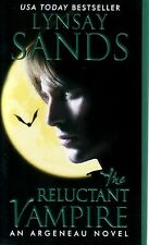Lynsay Sands The Reluctant Vampire  An Argeneau Novel Paranormal Romance Pbk NEW