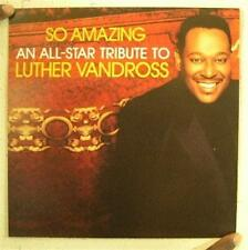 Luther Vandross So Amazing An All-star Tribute To Poster