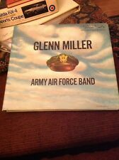Glenn Miller Army Air Force Band RCA LPT-6702 FIVE Record Set in Booklet