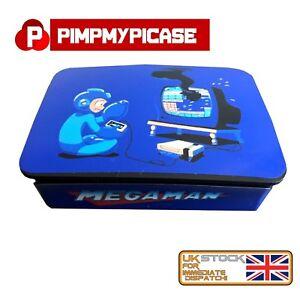 Raspberry Pi 3 Black case Retro style MegaMan NES  (Use with Retropie or Kodi)