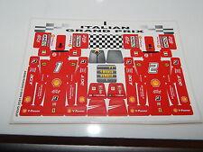 Lego Sticker for Set 8168 - (84566/4540335) Ferrari Victory #1