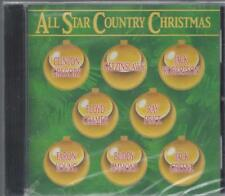 COUNTRY CHRISTMAS Buddy Emmons Floyd Cramer Ray Price Jack Greene Faron NEW CD