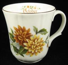Duchess 'October' Yellow & Orange Calendula Flowers Mug
