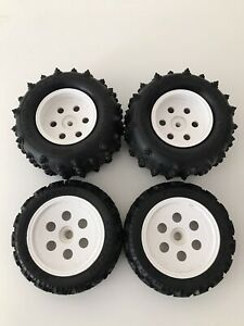 Kyosho Raider Buggy Wheels & Tyres
