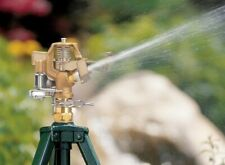 Orbit  Brass  Sprinkler  80 sq. ft.