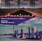 American Pie - The Greatest Hits - CD WOVG The Cheap Fast Free Post