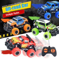 Mini Wireless Remote Control Off-road Vehicle Four-way Toy Car Child Gift lL
