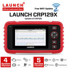 LAUNCH X431 Pro OBD2 Engine Code Reader Auto Diagnostic Scanner Emission Tester