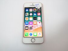 Apple iPhone SE 16GB A1723 Unlocked Check ESN C