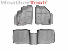 WeatherTech FloorLiner for Taurus/Five Hundred/Montego/Sable - 1st/2nd Row- Grey