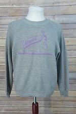 Vintage 1985 grease West High School Play Musical Sweatshirt Tri-Blend Rayon M