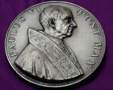 PAULUS VI PONT. MAX Medaglia celebrativa giubileo 1975
