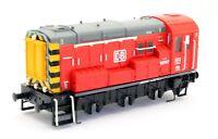 N GRAHAM FARISH 371-024 DB SCHENKER CLASS 08 907 DIESEL LOCO BODY & FRAMES (U29)