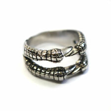 Stainless Steel Punk Costume Rings