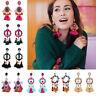 Stylish Bohemian Earrings Handmade Tassel Ear Stud Boho Earring Jewelry Gifts