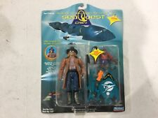 Vintage Sea Quest The Regulator, Leslie Ferina by Playmates, FREE shipping!