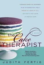 The Cake Therapist (Paperback or Softback)