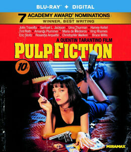 Pulp Fiction [New Blu-ray] Amaray Case, Subtitled, Widescreen