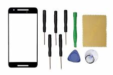 Front Outer Screen Glass Panel Lens for Huawei Google Nexus 6P+Tools