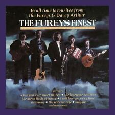 The Fureys Finest CD Inc. The Green Fields of France, Classic Irish Folk Album