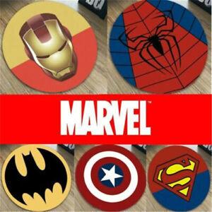 Marvel Superhero Superman Rug Bedroom Mat Non-Slip Mats Kitchen Pad Decor Gifts