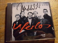 Konstantin Wecker - Uferlos  [CD] Autogramm  1993