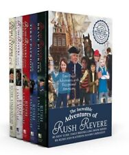 The Incredible Adventures of Rush Revere Special Boxed Set of 5 Hardcover Gift